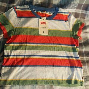Levi's striped t-shirt